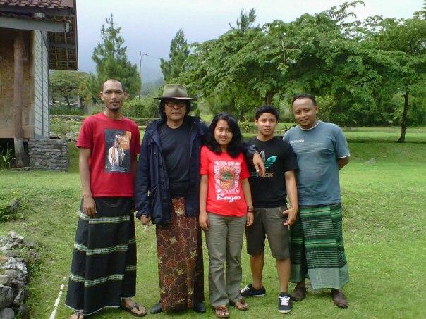 Villa Sido Mukti - Curug Nangka, Gunung Malang - Bogor